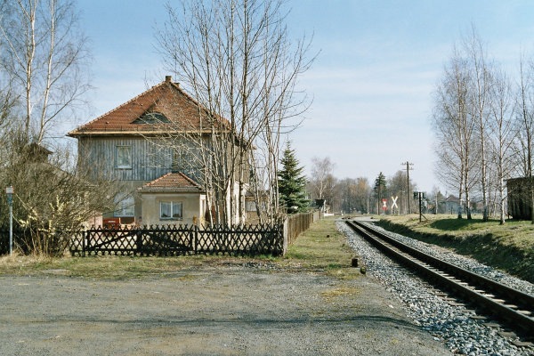 Interessenverband Zittauer Schmalspurbahnen e.V. - Olbersdorf Lower ...